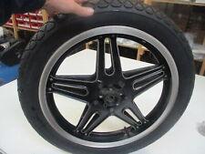 5. HONDA CX 500 C PC01 Felge vorne Vorderrad 2,15x19 Zoll DOT 1080 Reifen 3,4 mm