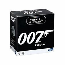 Trivial Pursuit 007 James Bond Trivia Board Game