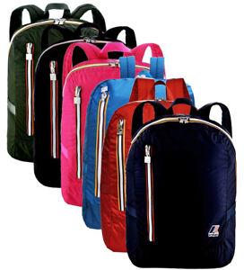 Zaino Uomo Donna K-Way K-Pocket Backpack Men Woman 4BKK1317