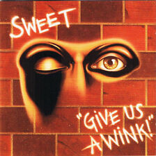 Sweet - Give Us A Wink! (Remastered) CD NEW