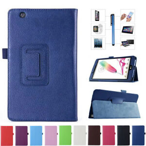For LG G Pad 2 3 F X 8.0  10.1 7.0 8.3 Tablet PU Leather Stand Case Cover Folio