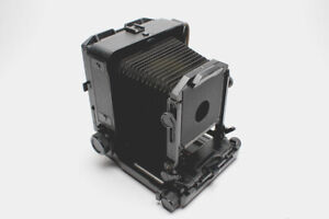 Toyo 45AII 45A II 4x5 5x4 camera with Copal/Compur 0 panel, very good condition