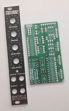 Frequency Central System X Envelope PCB/panel - BLACK - Doepfer DIY