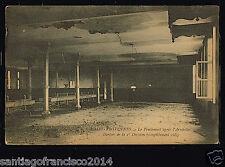 BELGIE 92.-PASSY FROYENNES -Le Pensionnat après l'Armistice Dortoir de la 2ª Div