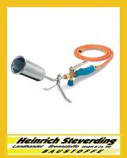 CFH Abflammgerät Gasbrenner Unkraut ST500 ohne Druckminderer 52074