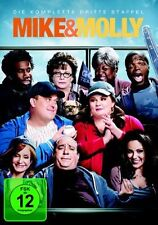 3 DVD-Box ° Mike & Molly ° Staffel 3 ° NEU & OVP
