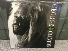 GEORGE CLINTON - THE CINDERELLA THEORY/LP/VERY GOOD PLUS CONDITION/1989