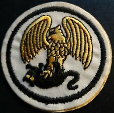 """VINTAGE SKI-DOO EAGLE SNOWMOBILE PATCH ABOUT 3"""" X 3""""  NEW"""