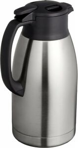 Zojirushi Thermos Stainless Steel Pot 1.9L Stainless SH-HB19-XA From Japan