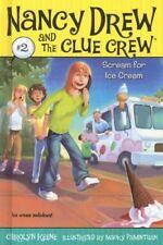 Scream for Ice Cream (Nancy Drew and the Clue Crew