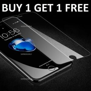 Tempered Glass Screen Protector For iPhone 8  - CRYSTAL CLEAR