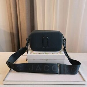 MARC JACOBS Snapshot  Small Camera crossbody Bag 100% AUTHENTIC & NEW