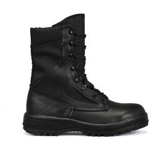 Belleville 300 TROP ST Hot Weather Steel Toe Boot Black USA Made