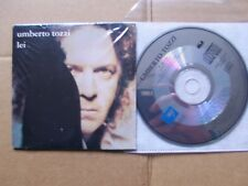 UMBERTO TOZZI,LEI 4:34/MEDLEY 11:17 mcd vg+/m(-) in Shrink project cgd France´88