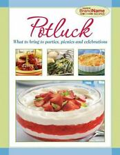 Potluck: What To Bring To Parties
