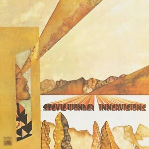 """Reproduction """"Stevie Wonder - Innervisions"""",  Album Poster, Size: 16"""" x 16"""""""