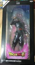 Banpresto Dragonball Grandista Super Saiyan Rose Black Goku Manga Dimensions 2D