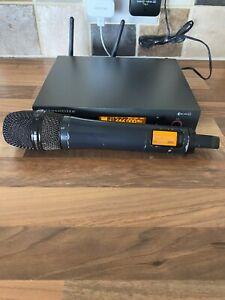 Sennheiser EW100 G3 Radio Microphone System with 865 Mic Capsule