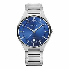 Bering Men's Wristwatch Titan Ultra Slim - 11739-707 Titan