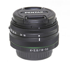 SMC PENTAX DA 18-50mm 1:4-5,6 WR DC re * TOP * polvere * k-50 * k-70 * k-5 *