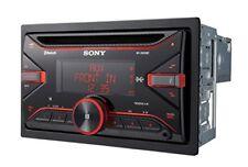 Sony Wx-xb100bt Autorradio 2 DIN (doble DIN) 100 vatios MP3 aux Bluetooth