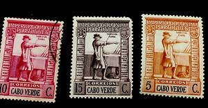Cabo Verde Stamps,Vasco Da Gama. Explorer Who  Reached India By Cape Hope. Mnh