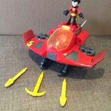 imaginext teen titans go Robin Jet