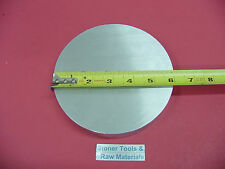 "6"" ALUMINUM 6061 ROUND ROD 5/8"" LONG T6511 6.00"" Diameter Solid Lathe Bar Stock"