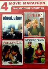 Romantic Comedy Collection (DVD, 2012, 2-Disc Set) About a Boy, Wedding Date