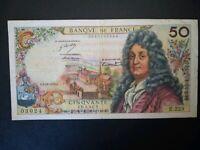 Banknote, France,1973(vf+) 50 Francs.
