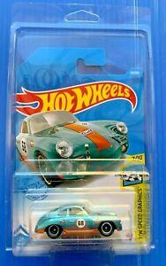 Hot Wheels Super Treasure Hunt Porsche 356 Outlaw FREE Protector