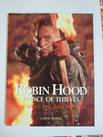Robin Hood Prince of Thieves Official Movie Book Kevin Costner Adventure!