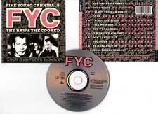 """FINE YOUNG CANNIBALS """"The Raw & The Cooked"""" (CD) 1988"""