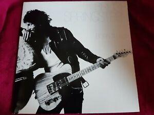 Bruce Springsteen Born To Run Vinyl LP Mispress