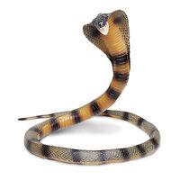 Cobra Incredible Creatures Figure Safari Ltd NEW Toys Animals Educational Kids