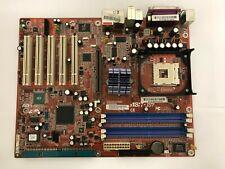 ABIT IS7 V1.0 DDR1 - Sockel mPGA478B - ohne I/O Shield #M76