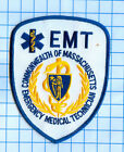Fire Patch -EMT Commonwealth of Massachusetts Emergency Medical Technician