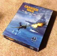 Carrier War + Expansion by Omega Games, UP; Bonus: Moves mag article