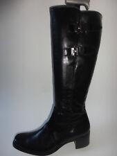 Paul Green Leder Stiefel Stiefeletten Schuhe gr.6 1/2 (EUR: 40) schwarz zu Jacke