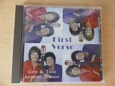 Gaye Anthony & Trish Norman - First Verse CD (1999)