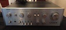 Hitachi HA-610 RARE Integrated Amplifier vintage amp receiver RECAPPED w/ Manual