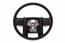 2008-2010 Ford F250 F350 Super Duty Black Steering Wheel w/o Cruise Control OEM