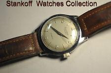 """Silvana"" ~17J Rare cal.FHF 73 Vintage Swiss Circa 1960's Men's Wristwatch"