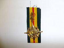 b0166 RVN Vietnam Police Merit Medal 1st class Gold Canh Sat Chien Cong IR5H