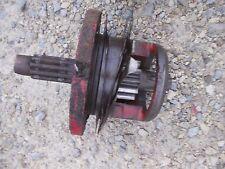 International 300 350 Utility tractor IH inner brake housing & drive bowl gear &