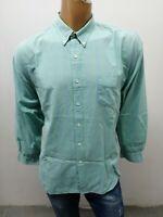Camicia GAP Uomo Taglia size XL shirt man chemise uomo maglia polo cotone p 5769