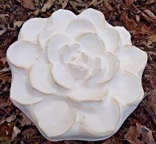 gostatue rose plastic flower / feeder mold concrete mold plaster mold mould