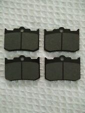 BRAKE PADS FOR BIG DOG MOTORCYCLES  FRONT 0R REAR WITH  4 PISTON CALIPERS .