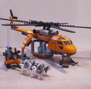 Lego 60034 - City - Arctic Helicrane de 2014 - Complet