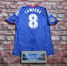LAMPARD champions league CHELSEA football Shirt MEDIUM MENS CFC Vintage